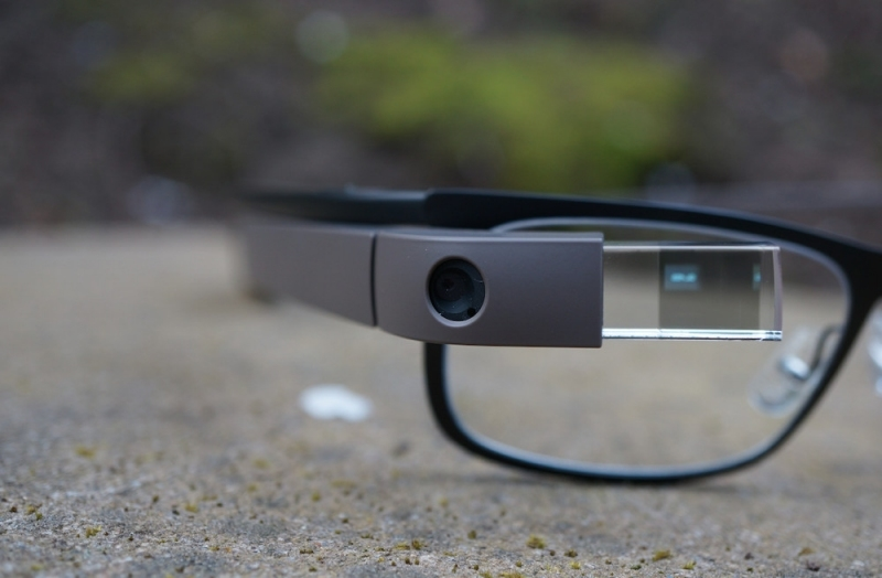 FCC filing may be the new version of Google Glass