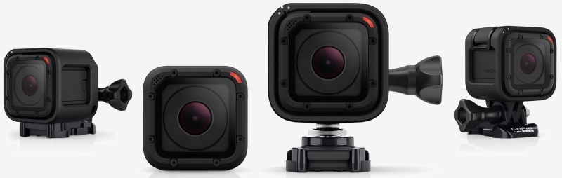 GoPro appeases investors with smaller, lighter Hero4 Session