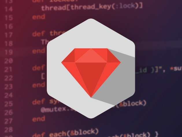 Build your own network apps with 92% off two years of Ruby on Rails training