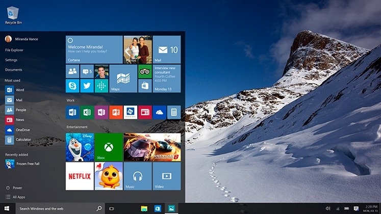 Windows 10 has been finalized, goes RTM on build 10240