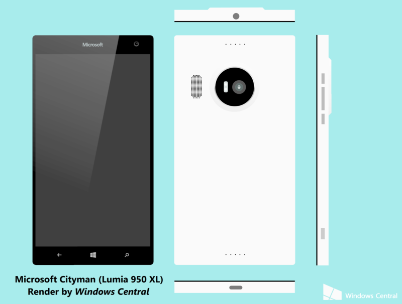 Microsoft's upcoming flagship Lumia phones will reportedly feature iris scanners