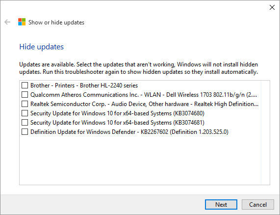 Windows 10 Home Edition's automated updates early troubles
