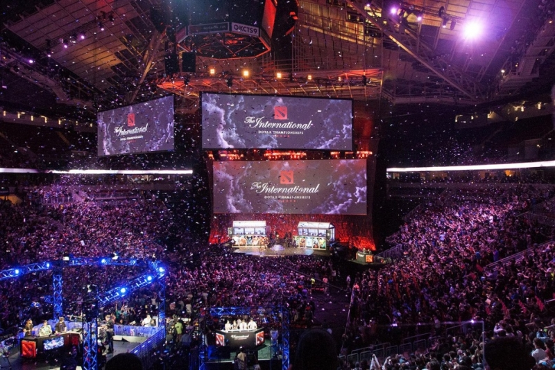 youtube s livestream of dota 2 championships shows how good