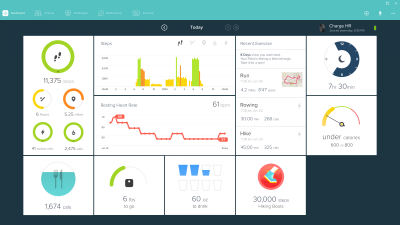 Fitbit Launches Universal App For Windows 10 Techspot