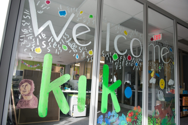 Kik now valued over $1 billion after $50 million investment from China's Tencent, owners of WeChat