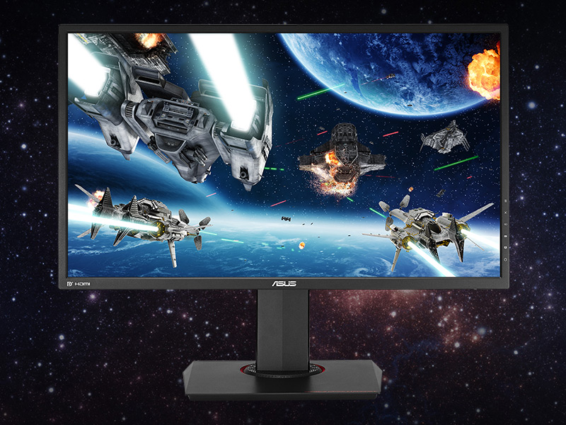 Asus announces 27-inch 144 Hz 1440p monitor with FreeSync