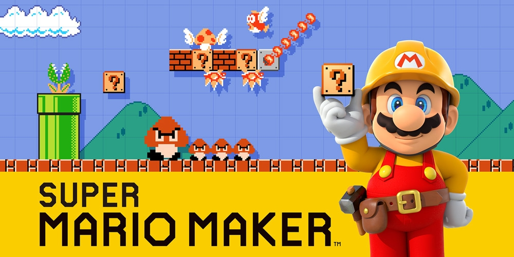 These clever 'Super Mario Maker' stages are just a taste of what's to come