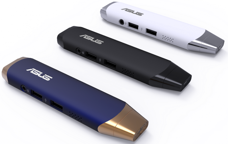 Asus unveils the VivoStick, a $129 PC-on-a-stick loaded with Windows 10