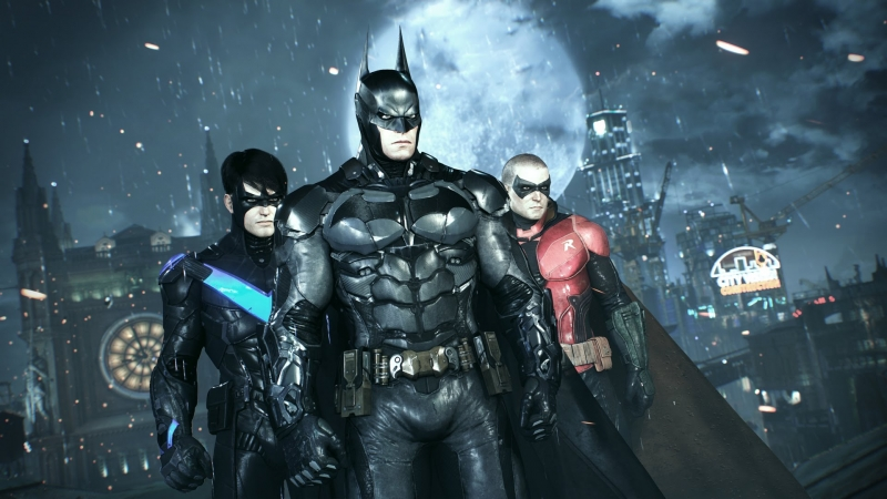 Batman: Arkham Knight finally returns to PC this week