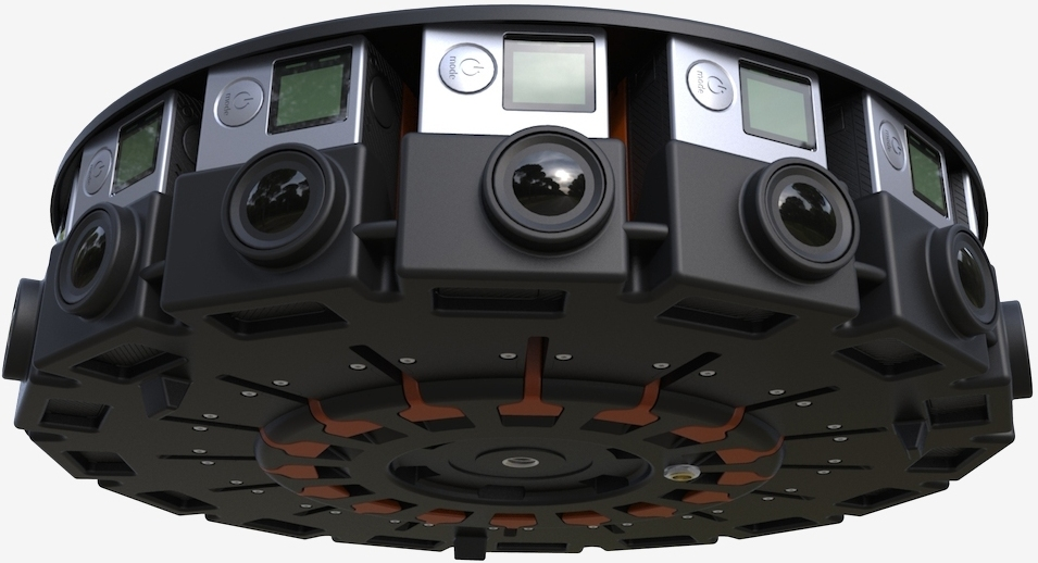 GoPro Odyssey, the 16-camera rig for Google Jump, will retail for $15,000