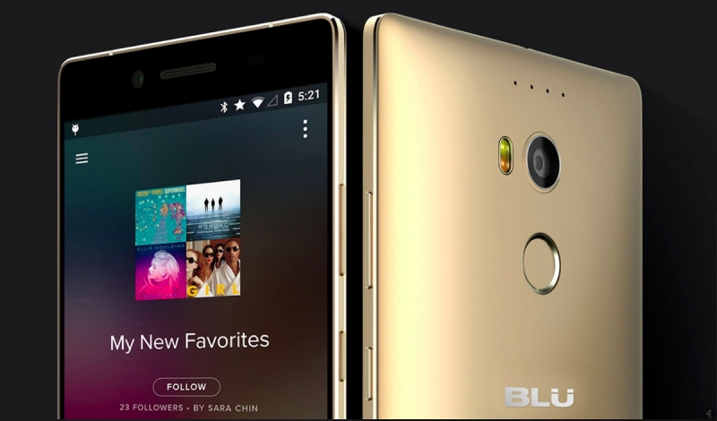 Blu s Pure XL is a 6-inch flagship smartphone for just  349 - TechSpot 6e5c574153f1