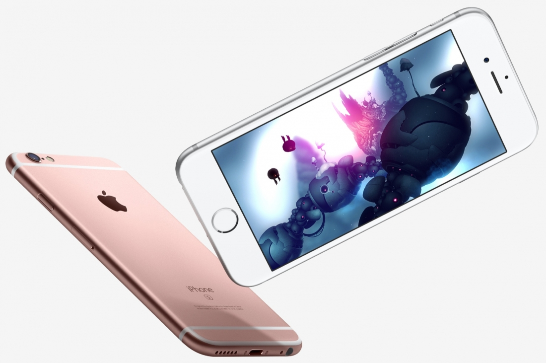 Apple iPhone 6s with defining 3D Touch feature, 12MP camera and A9 processor ships September 25