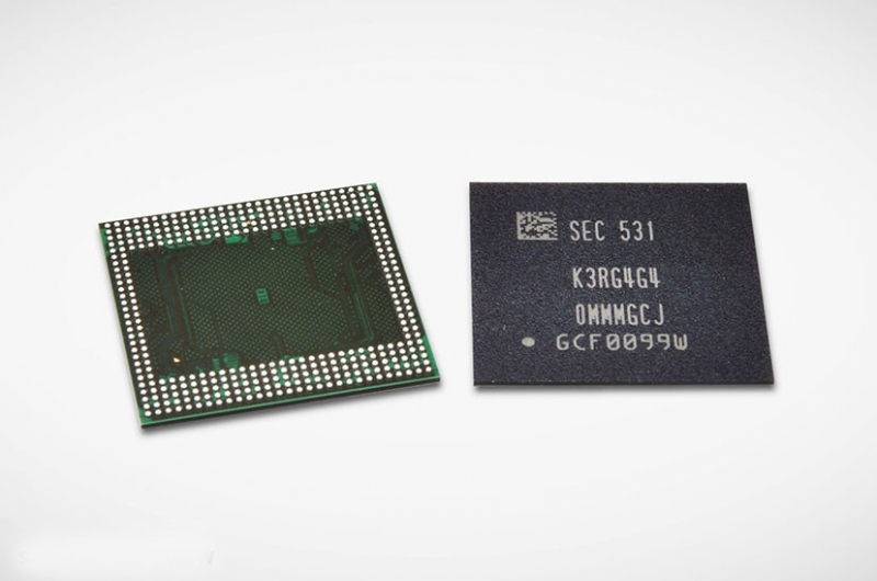 Smartphones with 6 GB of RAM now possible thanks to Samsung's new LPDDR4 chips