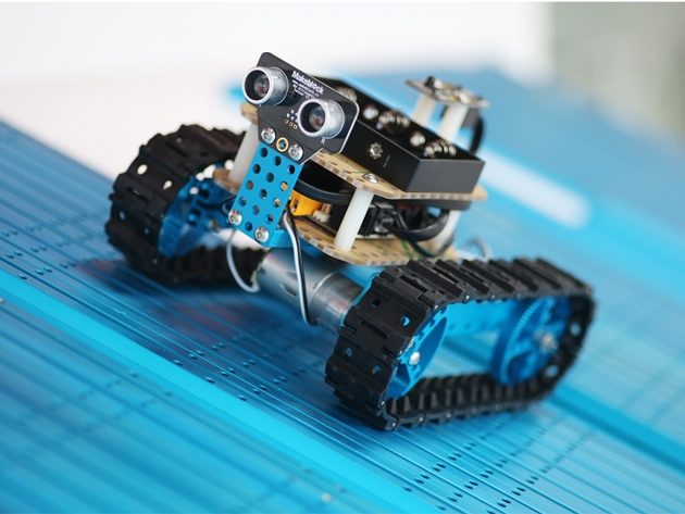 Makeblock arduino starter robot kit create your own