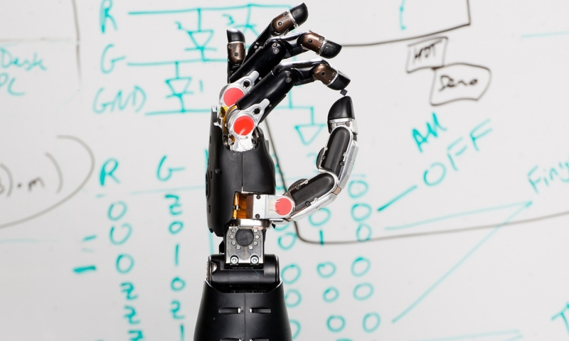 Man paralyzed years ago can feel again with this new robotic hand
