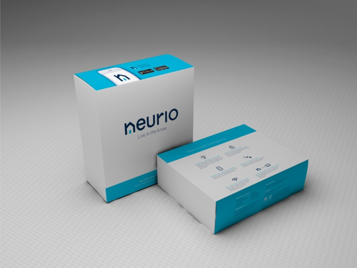 Neurio's Home Energy Monitor offers an overview of your home's energy use