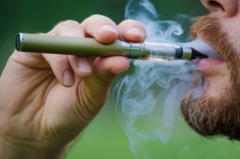 Number of vaping-related illnesses in USA has spiked, CDC says