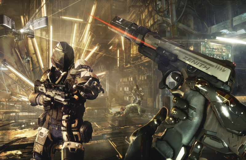 Deus Ex: Mankind Divided's system requirements aren't too punishing