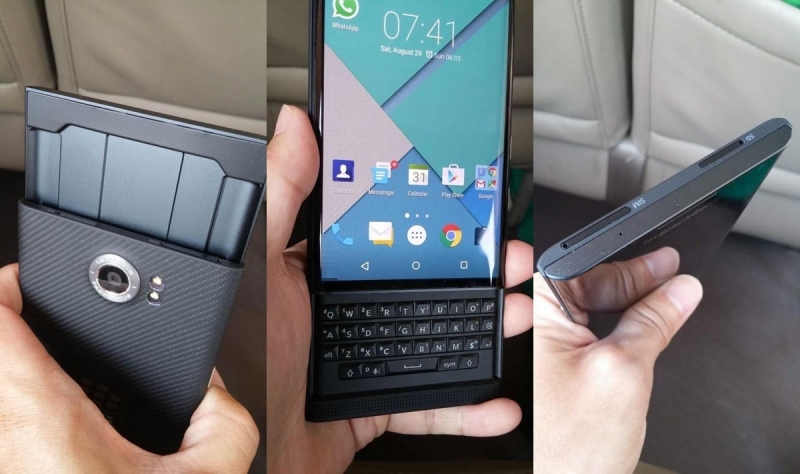 BlackBerry CEO confirms development of Android phone, will arrive this year