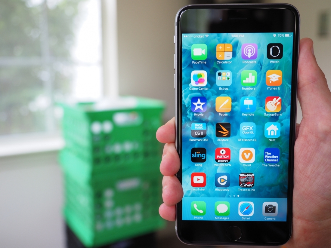 Apple S Iphone 6s Plus Carries An Estimated Bill Of Materials Of
