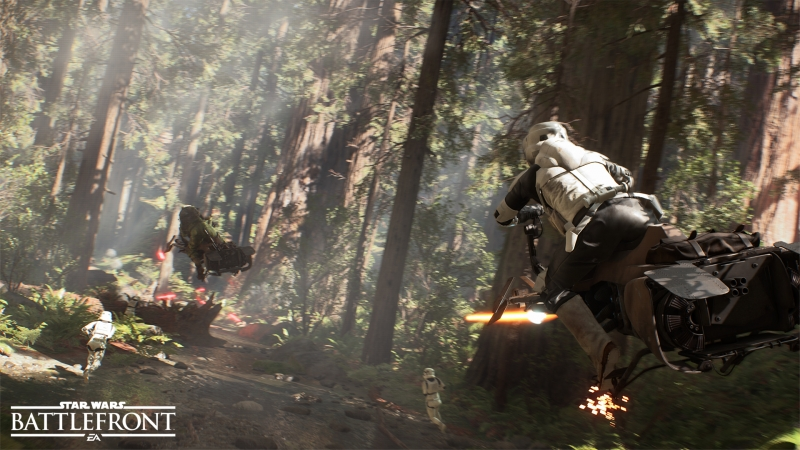 Nvidia releases 358.50 WHQL drivers for Star Wars Battlefront
