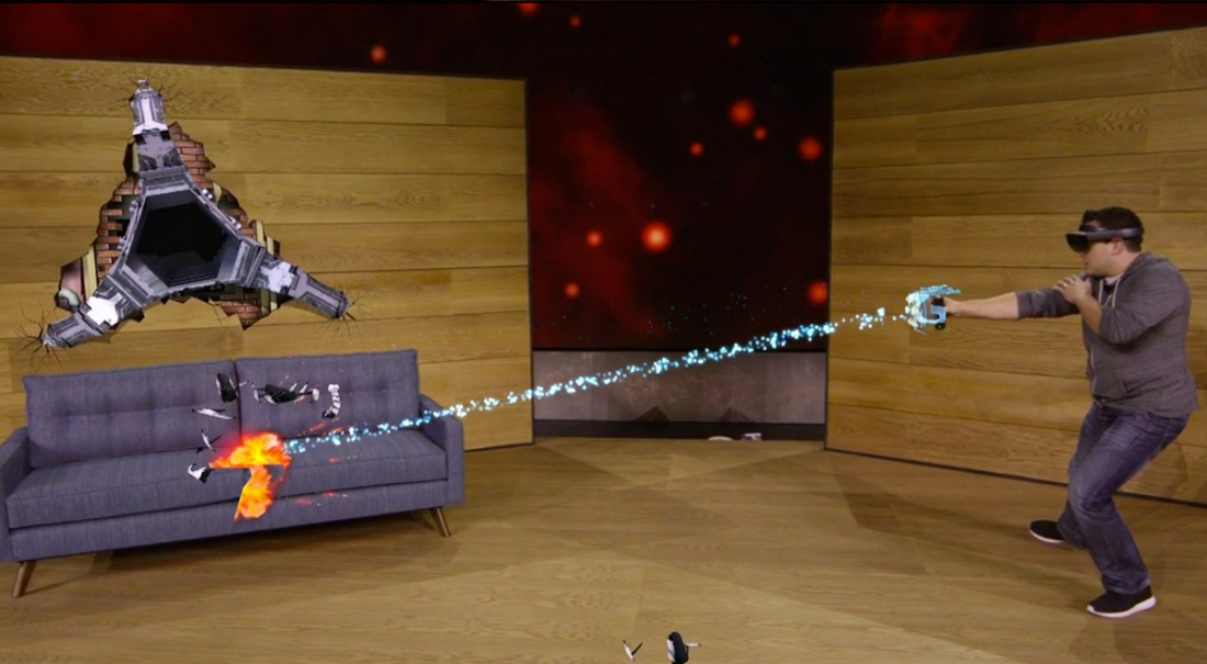 Microsoft reveals HoloLens developer kit pricing, shows off second-generation Band wearable