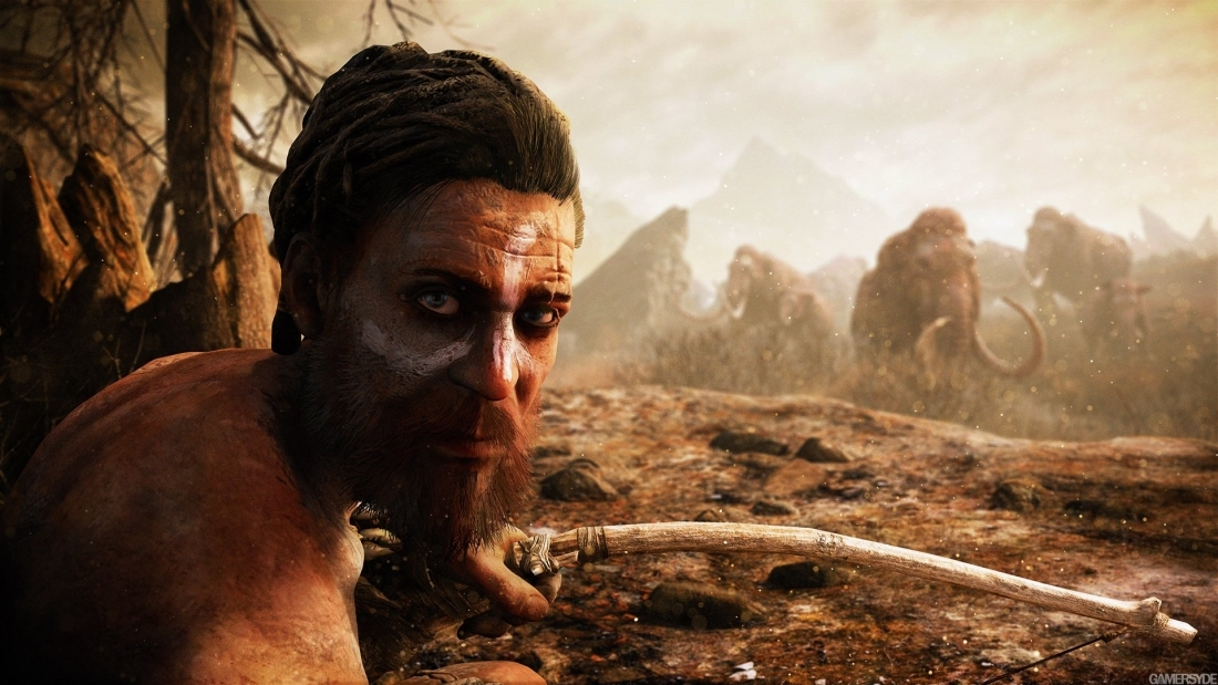 'Far Cry Primal' is set in the Stone Age