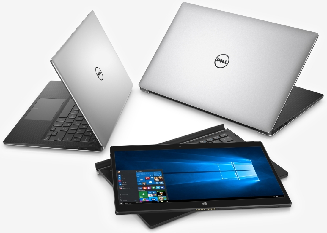 Dell refines XPS 13 and 15 notebooks, introduces new XPS 12 hybrid
