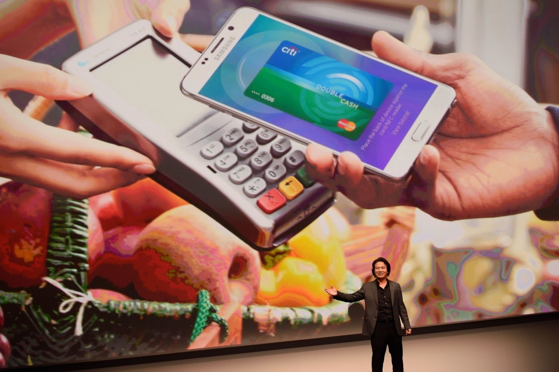 Samsung says mobile payment platform unaffected by LoopPay hack