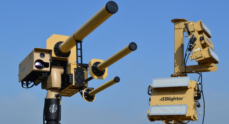 Anti-drone 'death ray' can take out UAVs from a mile away