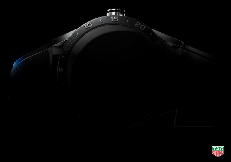Teaser site reveals November 9 release date for the $1800 Tag Heuer Connected smartwatch