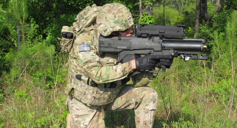 US army to start testing shoulder-fired smart grenade launcher that can take out hidden targets