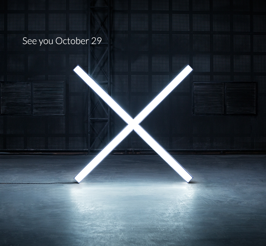 OnePlus X smartphone to debut at October 29 media event