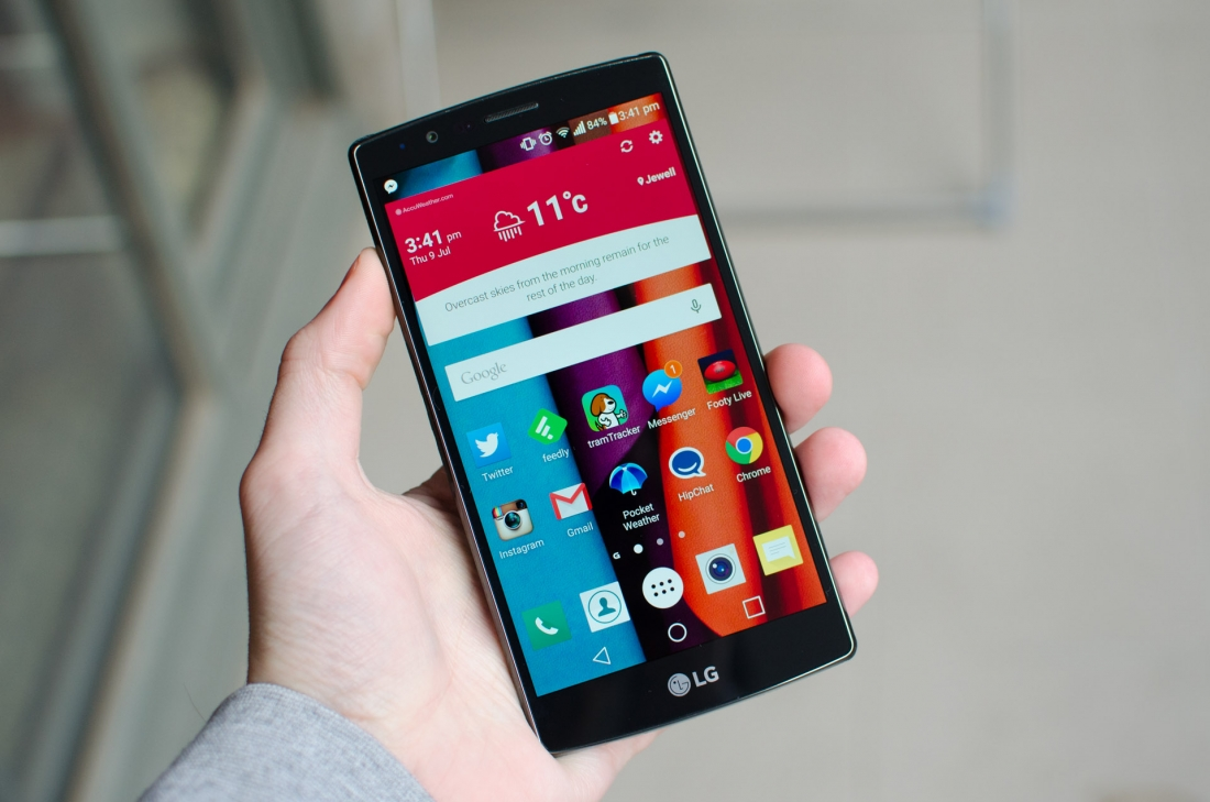 The LG G4 will be the first non-Nexus device to receive Android 6.0