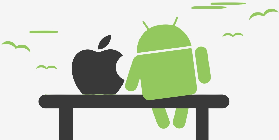 Google Play enjoys far more app downloads but iOS leads in revenue
