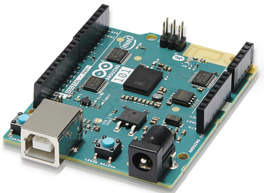 Arduino's 101 board becomes the first product to use Intel's Curie chip