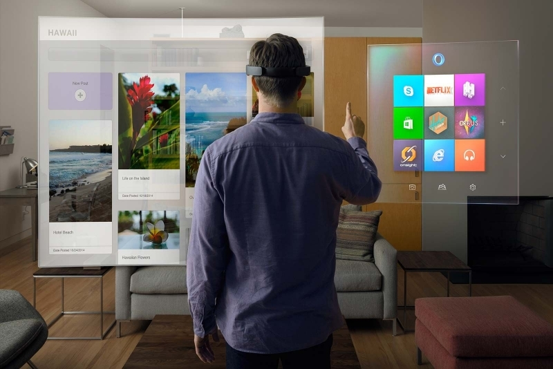 Asus is interested in building its own version of HoloLens