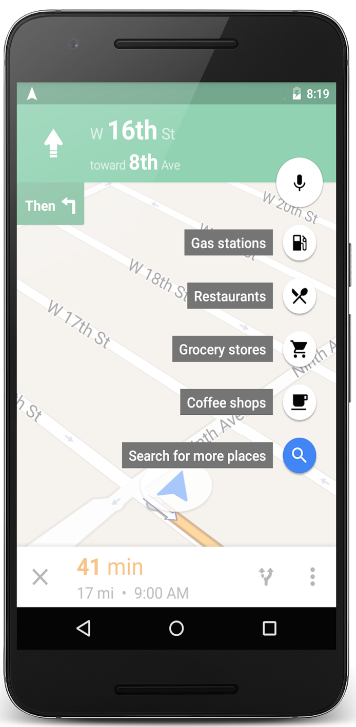 Google Maps' new features will make commutes more convenient and