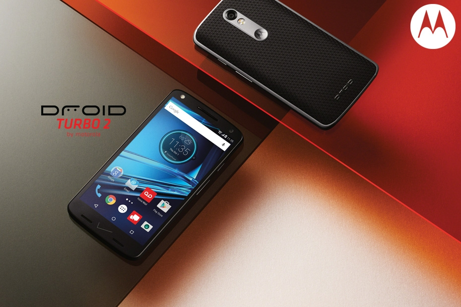 Motorola unveils flagship Droid Turbo 2 with shatterproof display, Droid Maxx 2