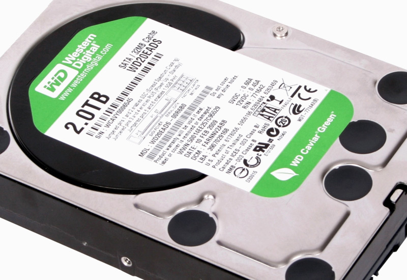 Western Digital converts Green hard drives to Blue in branding makeover