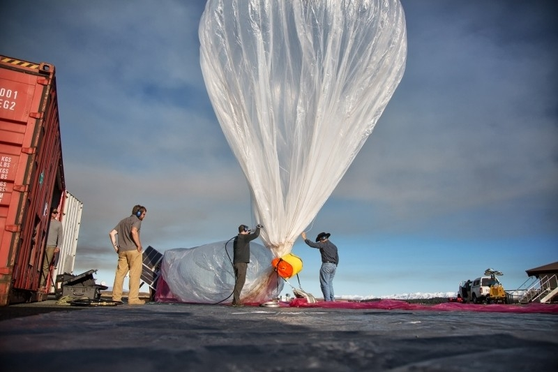 Alphabet to conduct large-scale Project Loon test over Indonesia