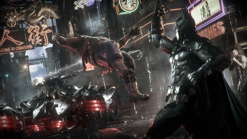 WB recommends 12GB RAM for Batman: Arkham Knight as some PC gamers report the game is STILL broken