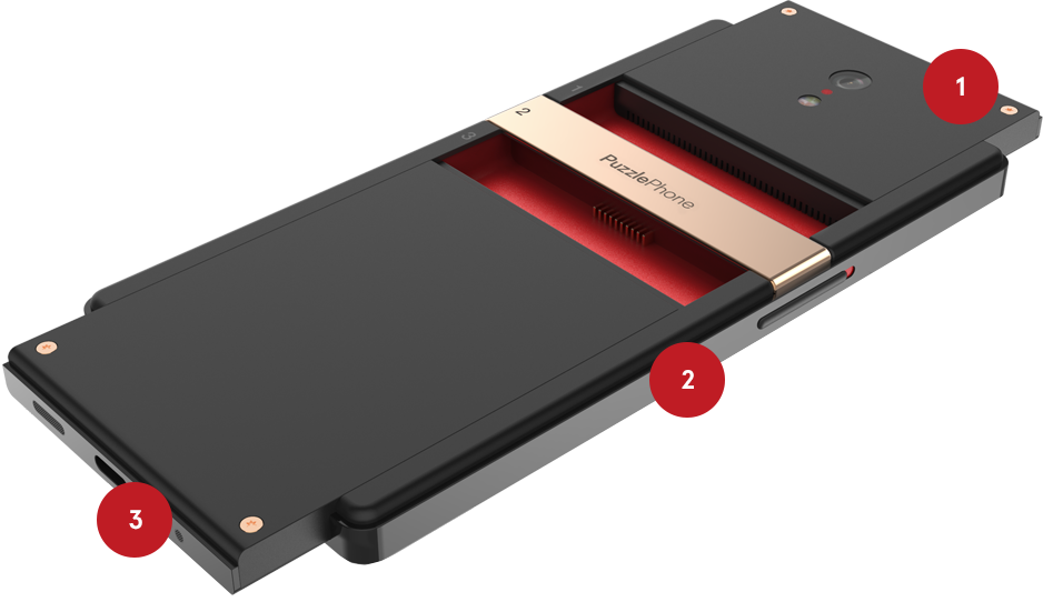 PuzzlePhone takes to Indiegogo to fund modular smartphone