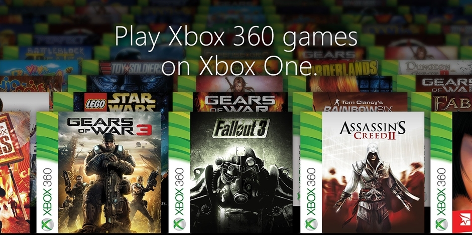 These are the first Xbox 360 games you'll be able to play on the Xbox One