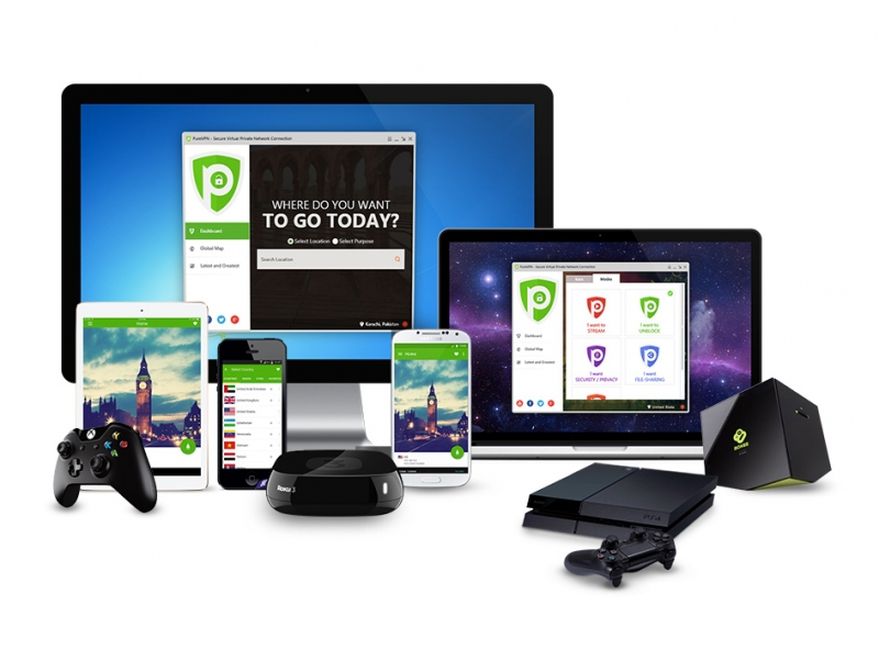 Get a lifetime of online security from PureVPN for just $69