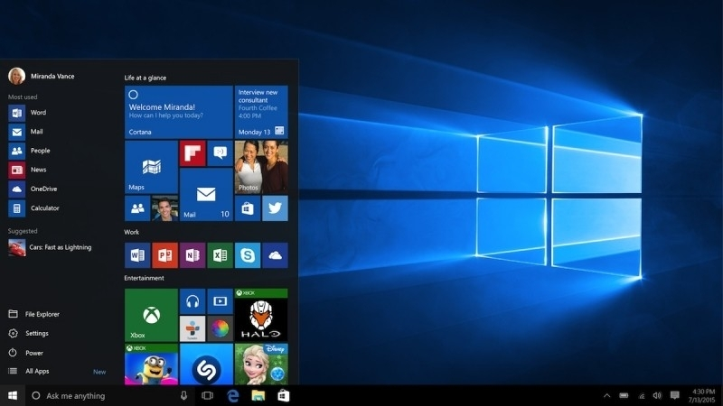 Microsoft launches Windows 10 Preview build 11099