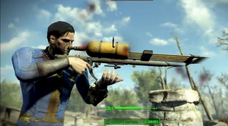 Bethesda warns Fallout 4 players that using PC console