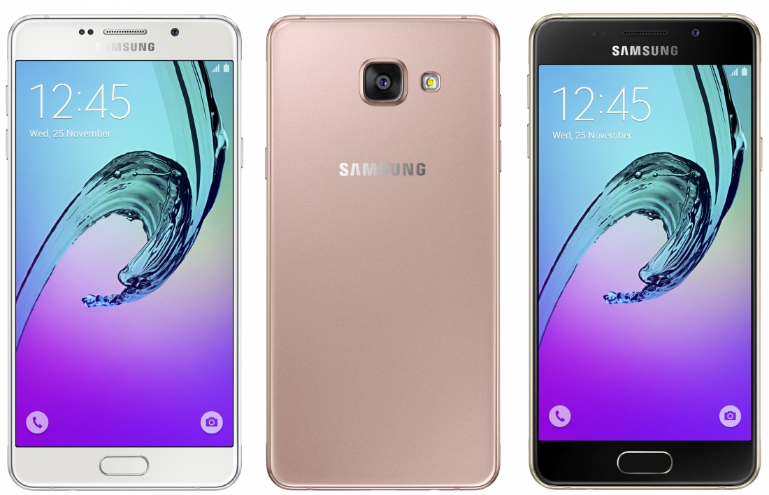 Samsung Updates Their Galaxy A3 A5 And A7 With New Hardware