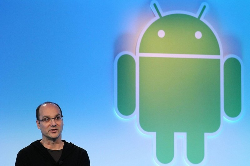 Android co-founder Andy Rubin reportedly interested in building smartphones