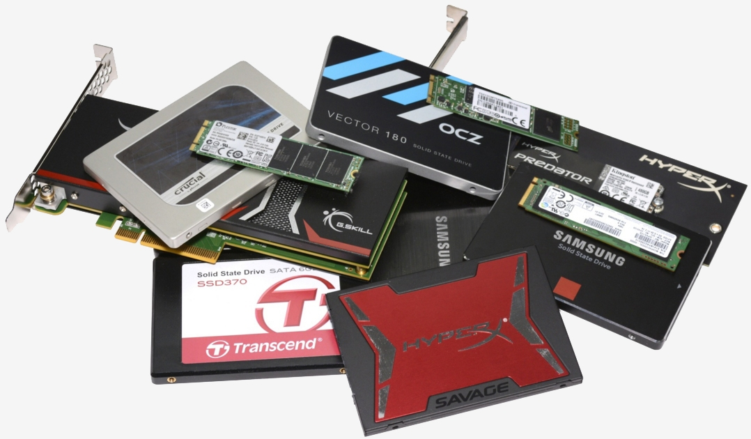 As prices continue to plummet, there's never been a better time to buy a solid state drive
